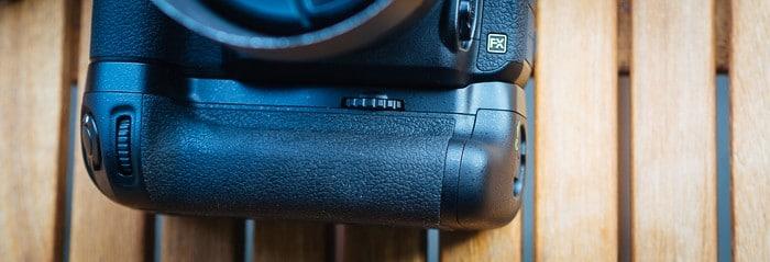 Batteriegriff Nikon MB-D16