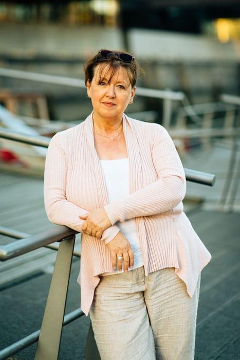 Ingrit Dohse, Schauspielerin aus Hamburg